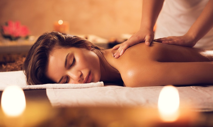 Hemp Oil Relaxation Massage