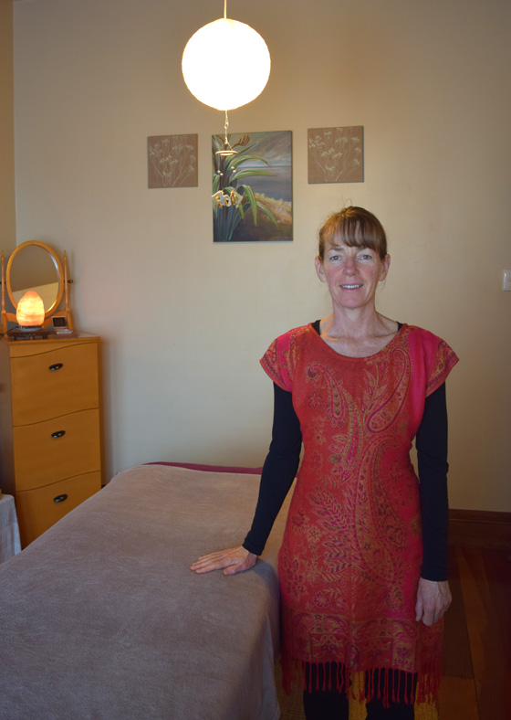 Napier Massage Therapist